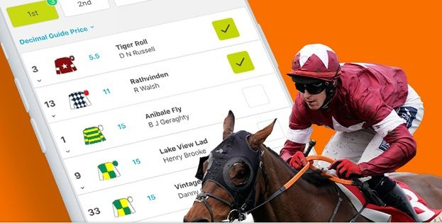 Bet On Horses Online
