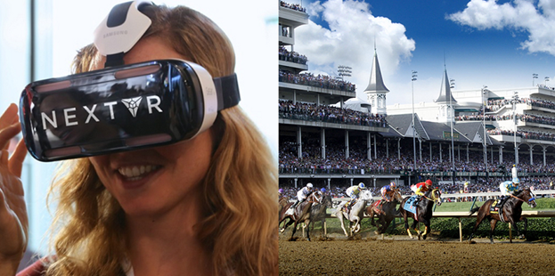 Try on Virtual Reality Horse Racing Betting